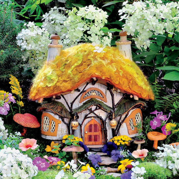 Fairy House Orange - 300pc