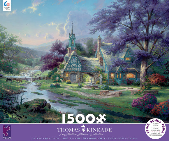 Thomas Kinkade - 1500pc