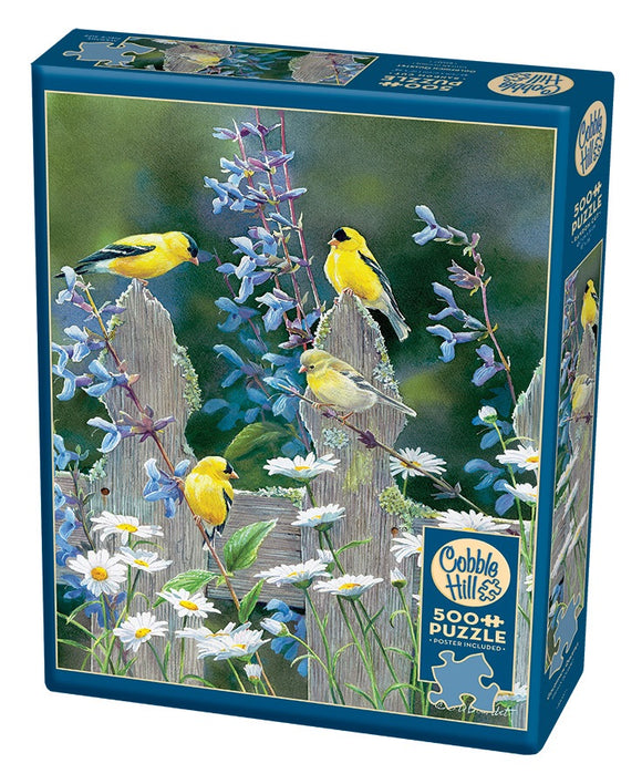 Goldfinch Quartet - 500pc