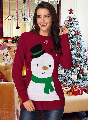 Image of 2018 Best Seller Knit Ugly Christmas Sweaters