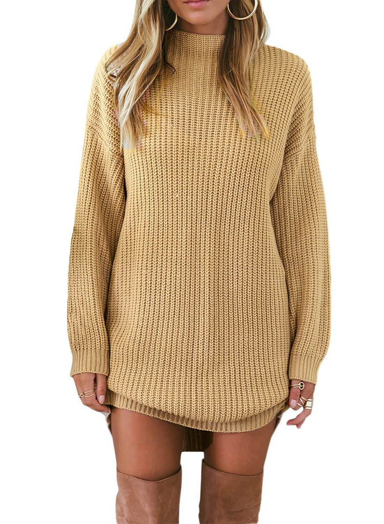 Casual Pullover Mini Sweater