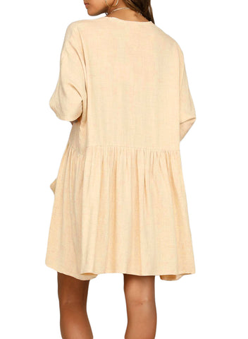 Natural Beauty Dress(LC220637-15-2)