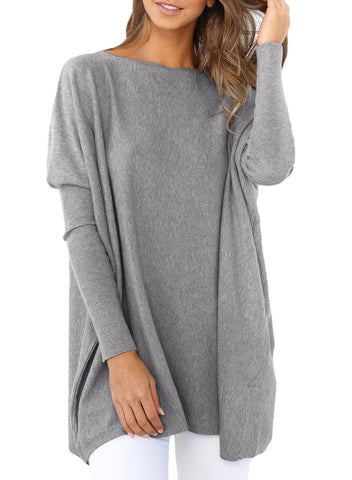 Image of Loose Fit Casual Sweater