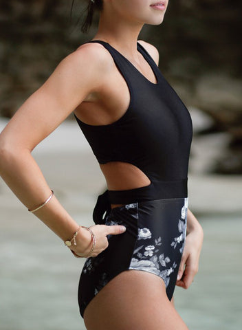 Image of ONE-PIECE SWIMSUIT(LC411185-2-3)
