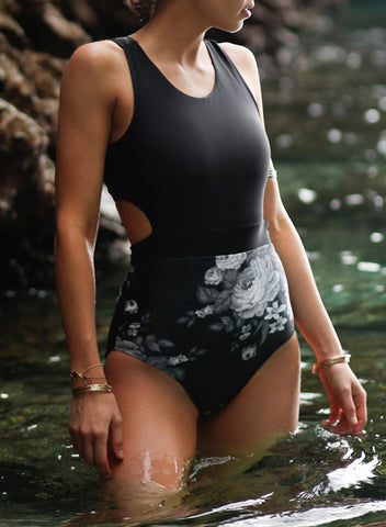 Image of ONE-PIECE SWIMSUIT(LC411185-2-4)