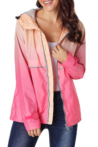 Image of Tie-dye Lightweight Outdoor Blazer