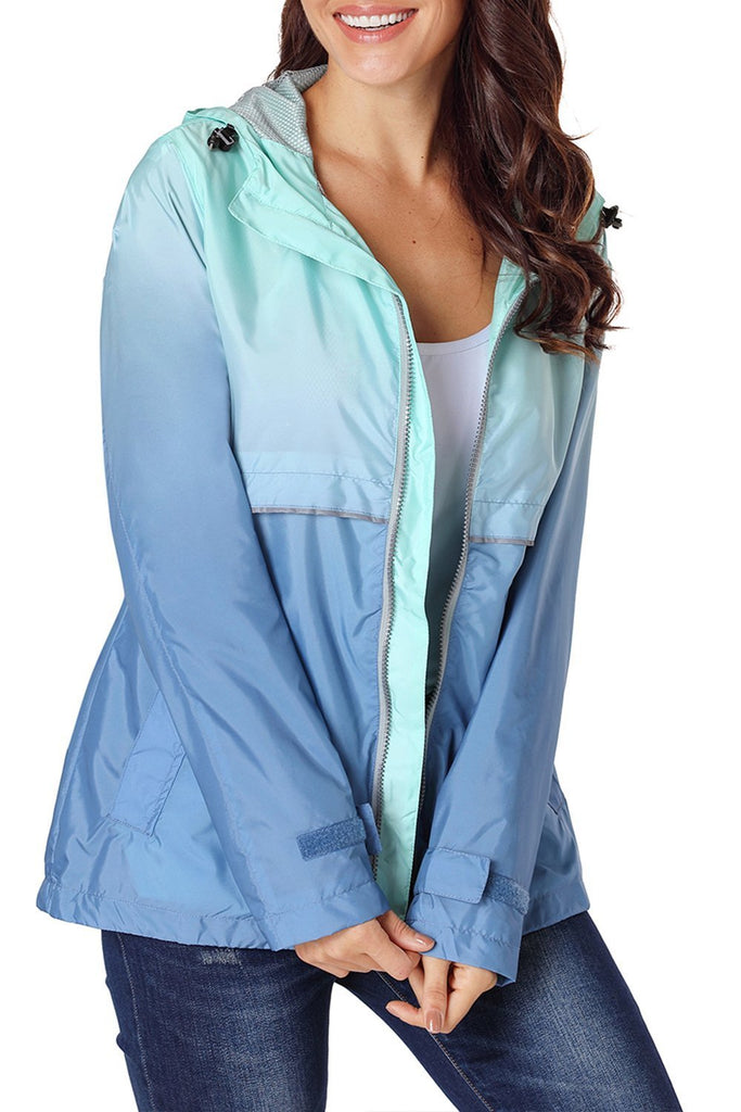 Tie-dye Lightweight Outdoor Blazer