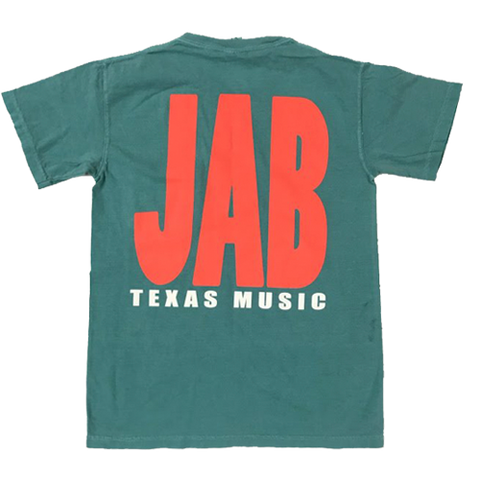 JAB Texas Music Pocket T-shirt