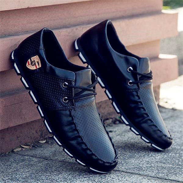 New Men's Feet Breathable Casual Peas Shoes