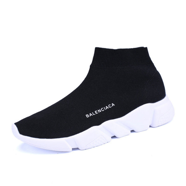 unisex Sock Athletic Breathable Mesh Super Light Sneakers