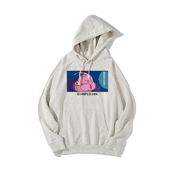 Dragon Ball Buu 'You are too arrogant' Hoodie