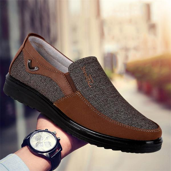 Canvas Casual Breathable Flat Shoes