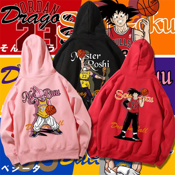 Dragon Ball Master Roshi Hoodie(3 Colors)