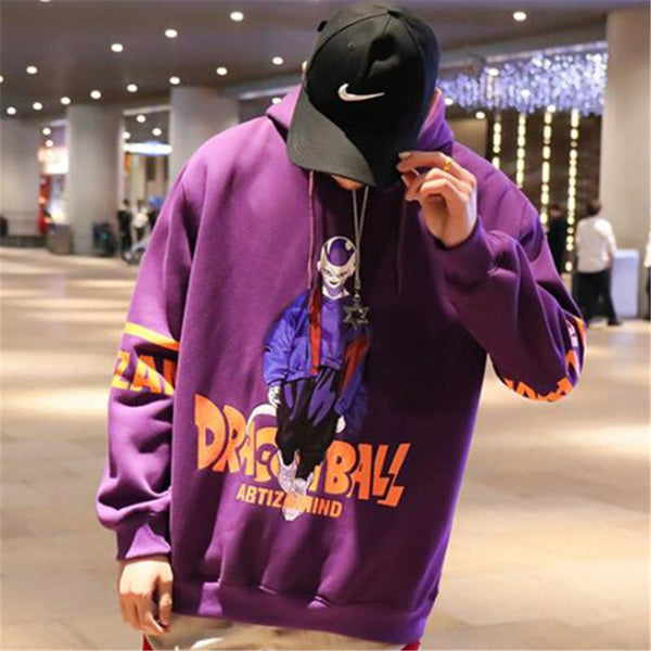 Dragon Ball Frieza Hoodie