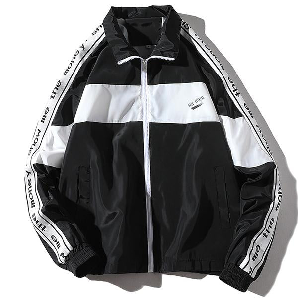 Long sleeve Splice Jackets