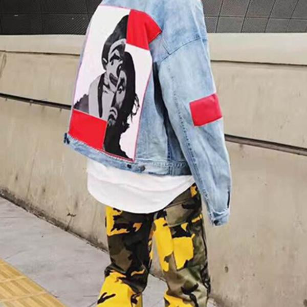 Clown Denim Jacket