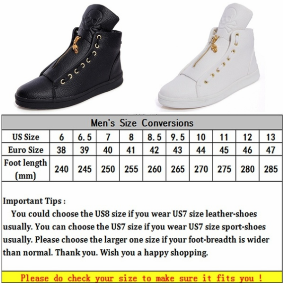 Men's Spring Fashion High tops Shoes, Casual Flats Sneakers Street dance Shoes,Driving Loafer Flats