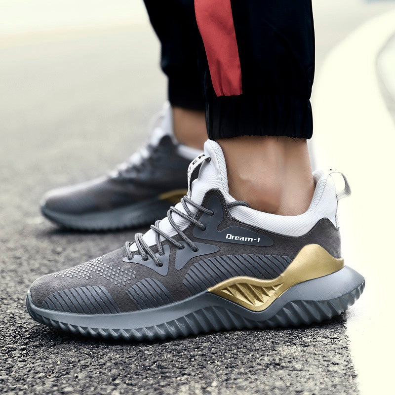 Athletic Trainers Outdoor Walking Sneakers