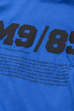 T-SHIRT M9/85 - 39 MINUTI E 45 SECONDI