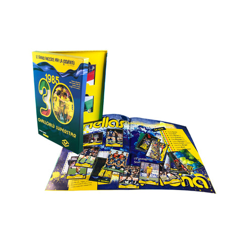 ALBUM GIALLOBLU SUPERSTAR