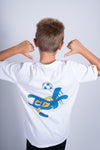 T-SHIRT CARTOON ZENO KID