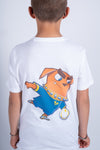 T-SHIRT CARTOON MASTINO HV KID