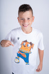 T-SHIRT CARTOON MASTINO KID