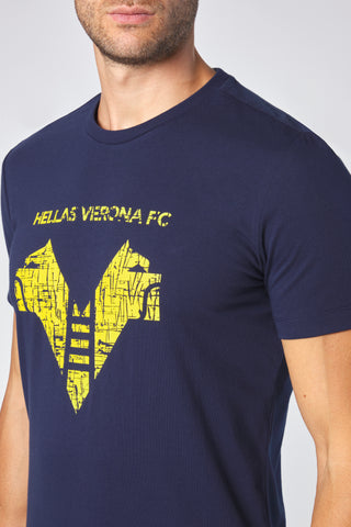 T-SHIRT FAN HELLAS KID 20/21