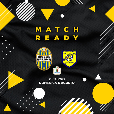 MAGLIE GARA THIRD 2018/19 MATCH READY