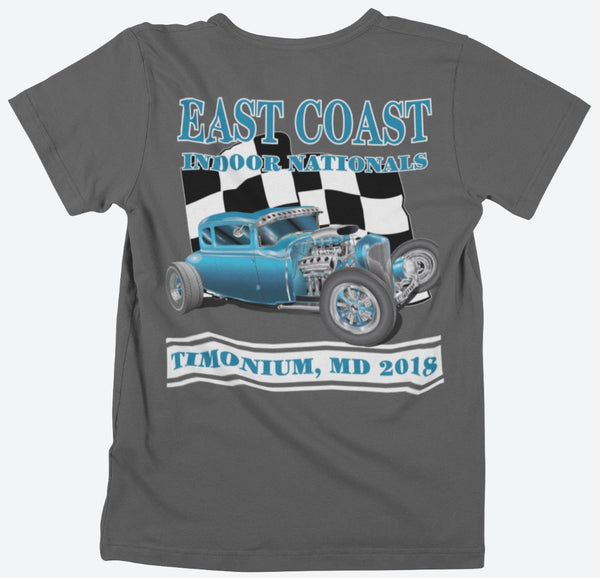 EAST COAST INDOOR NATIONALS T-SHIRT
