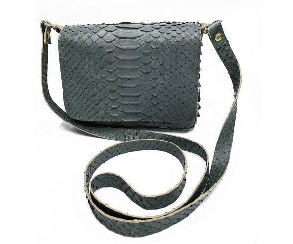 Fold Over Belt Bag + Crossbody Bag + Clutch - ineffably
