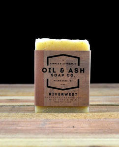 Riverwest Bar Soap - ineffably