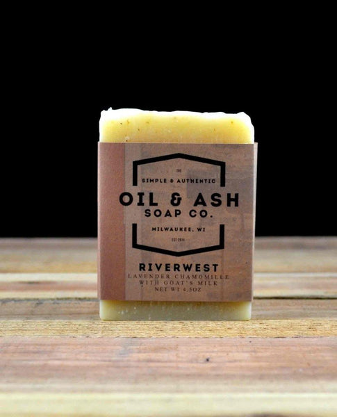 an image of one bar soap