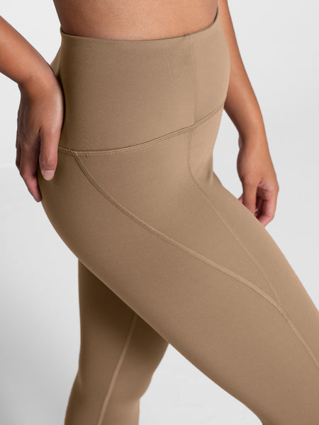 "Compressive High-Rise Legging (23 3/4"") - ineffably"