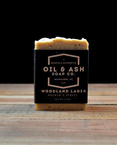 Woodland Lager Bar Soap - ineffably