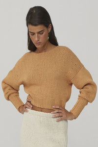 Tratame Cropped Sweater - ineffably