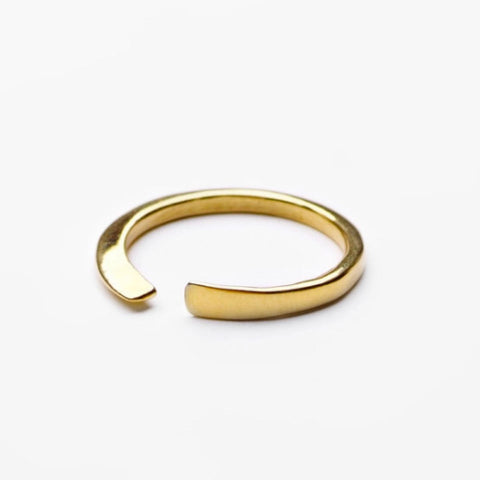 Isku Stacking Ring - ineffably