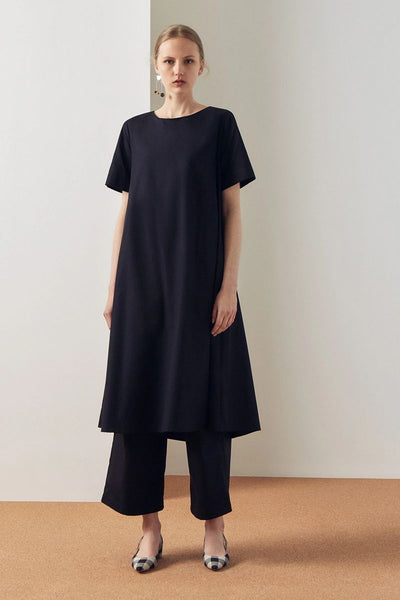 Triangle Dress- Kowtow - ineffably