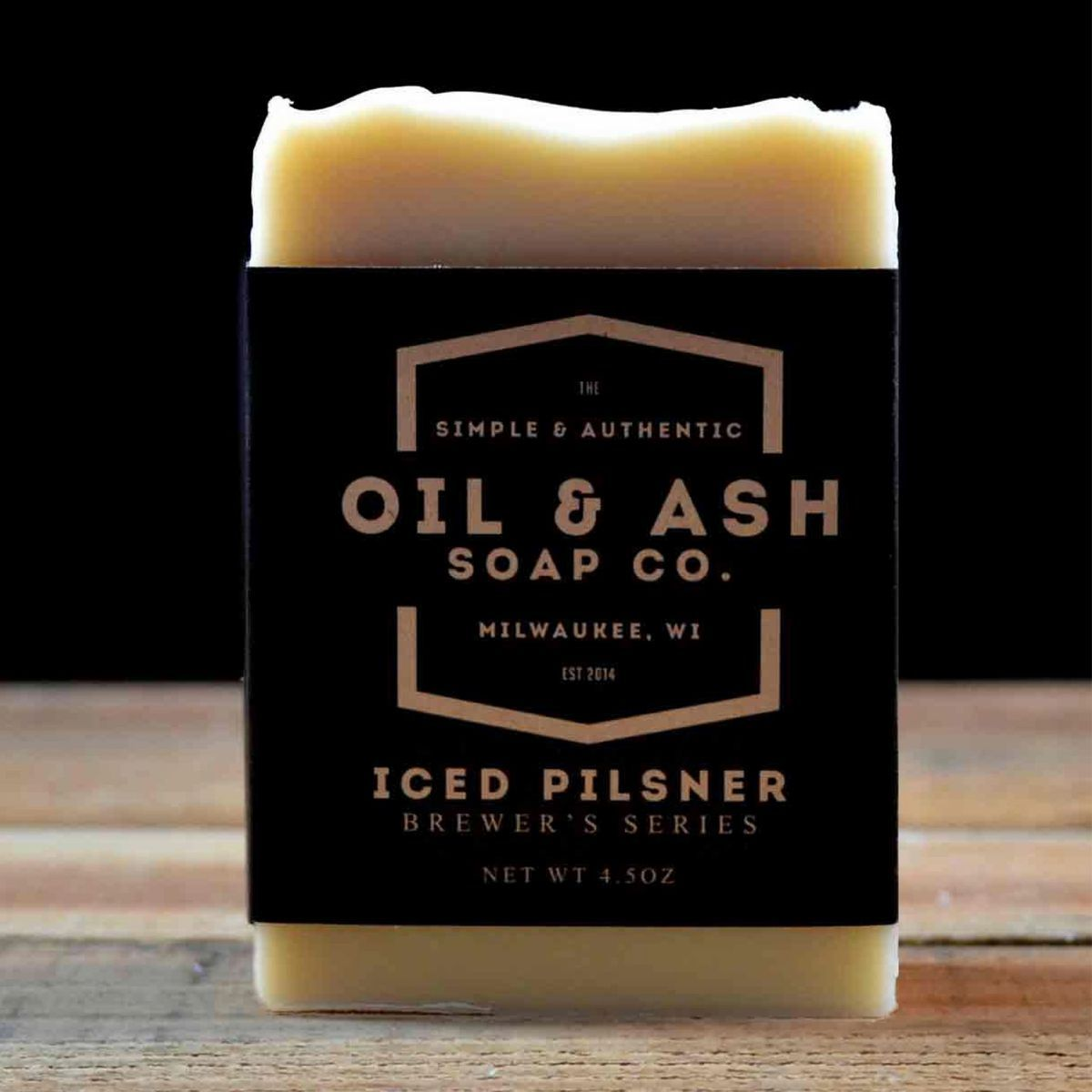 Iced Pilsner Bar Soap - ineffably