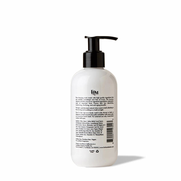 Hand and Body Wash - ineffably