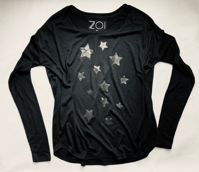 In the Stars Long Sleeve Top