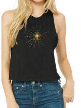 Load image into Gallery viewer, Sunburst Black Tank