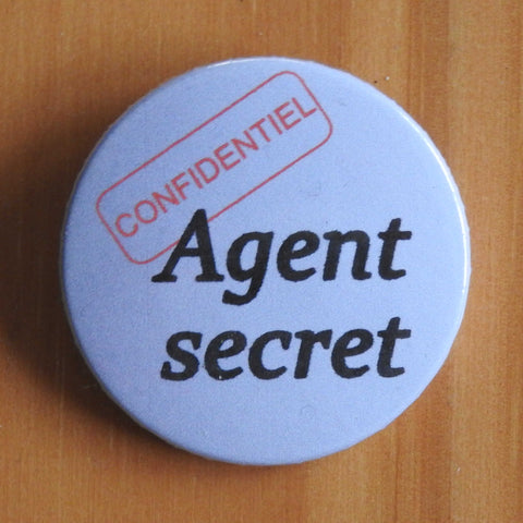 "Badge & Co ""Agent secret"""