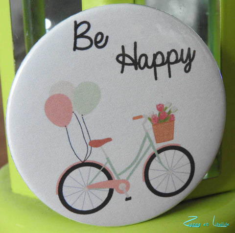 "Badge & Co ""Be Happy"""