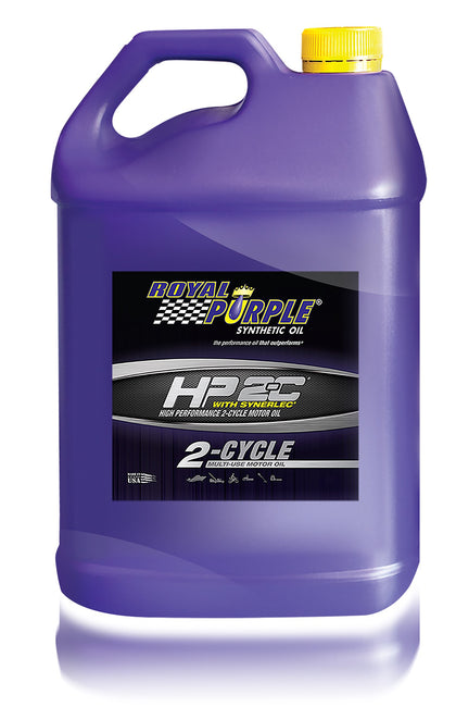HP 2-C – High Performance 2 Cycle Motor Oil - 5 Litre