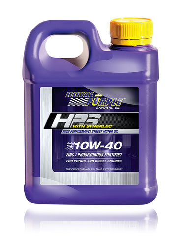 HPS – SAE 10W-40 High Performance Street Motor Oil - 1 Litre