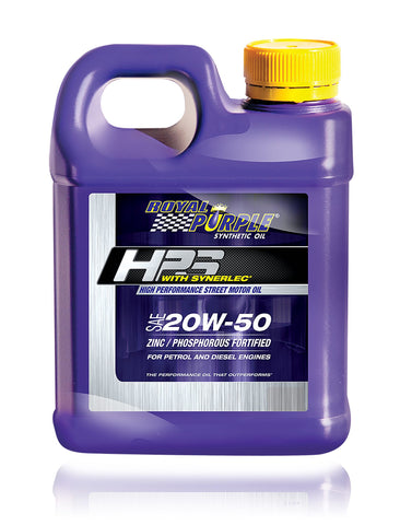 HPS – SAE 20W-50 High Performance Street Motor Oil - 1 Litre