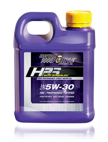 HPS – SAE 5W-30 High Performance Street Motor Oil - 1 Litre