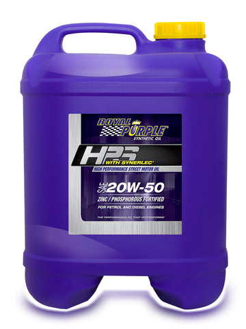 HPS – SAE 20W-50 High Performance Street Motor Oil - 20 Litre