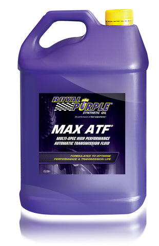 MAX ATF – Synthetic Automatic Transmission Fluid - 5 Litre